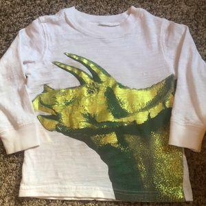 Toddler Boy 2T Carter's Long Sleeve Shirt